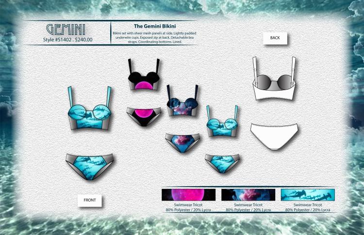 Gemini Bikini