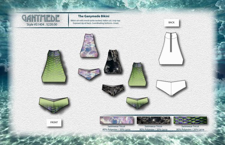 Ganymede Bikini