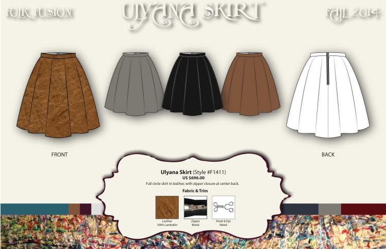 Ulyana Skirt