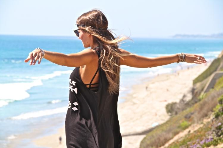 Jilli Joffe Del Mar Beach