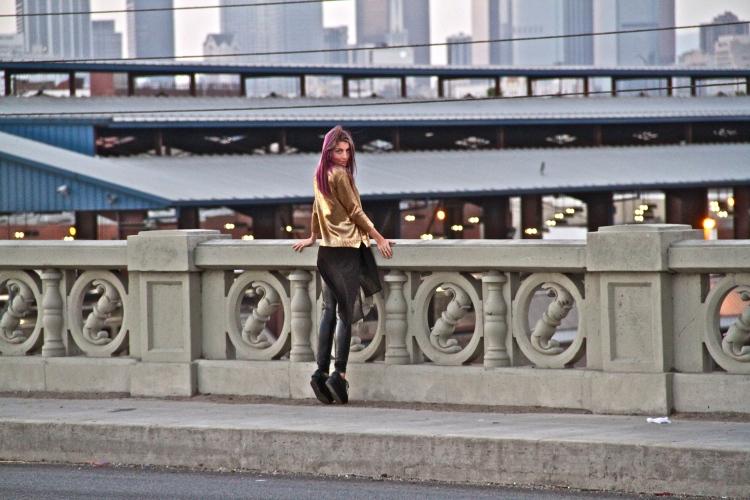 Jilli Joffe Fall Fashion Los Angeles