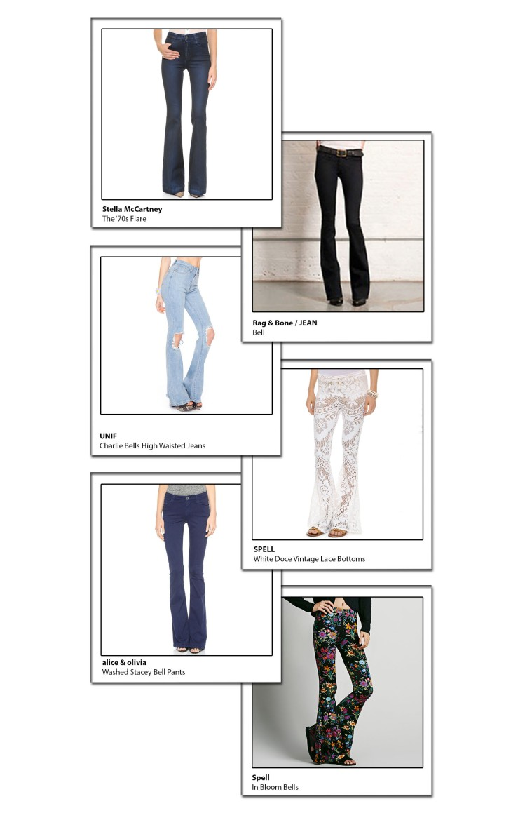 Flare Fashion Trend