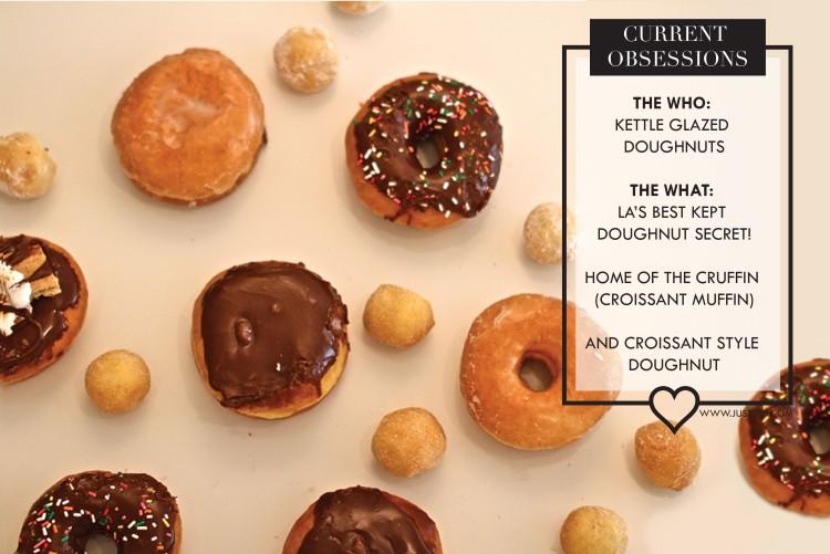 Doughnuts, Kettle Glazed Doughnuts
