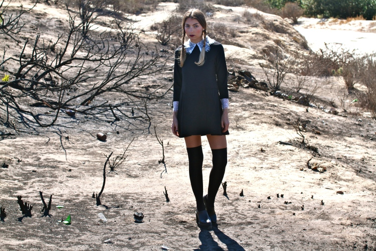 UNIF Doll Dress, Easy Halloween Costume Ideas, Halloween Costumes, Wednesday Addams Costume, Office-Appropriate Halloween Costumes
