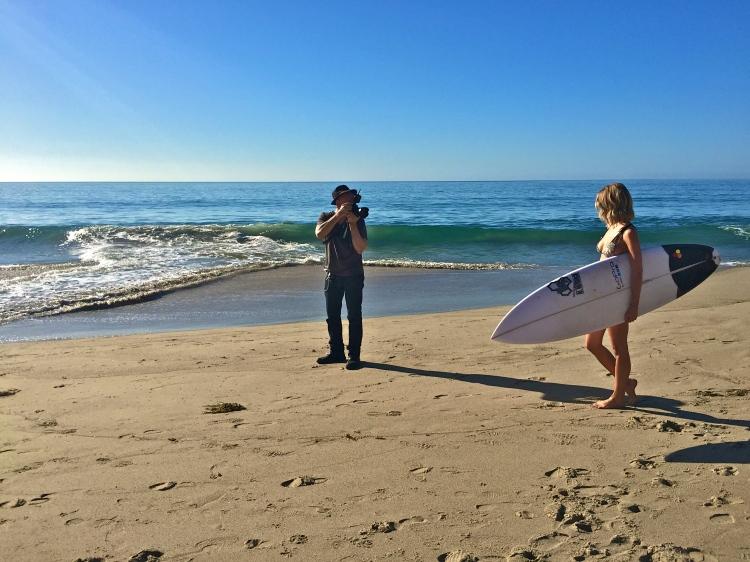 Kaitlynn Carter Malibu, Locale Magazine, Brody Jenner's Girlfriend,