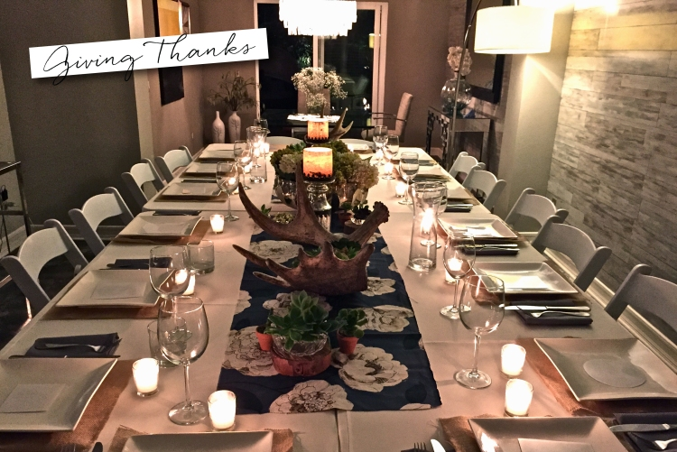 How to set the table for Thanksgiving, Table Settings, Decor Inspiration, Thanksgiving Table